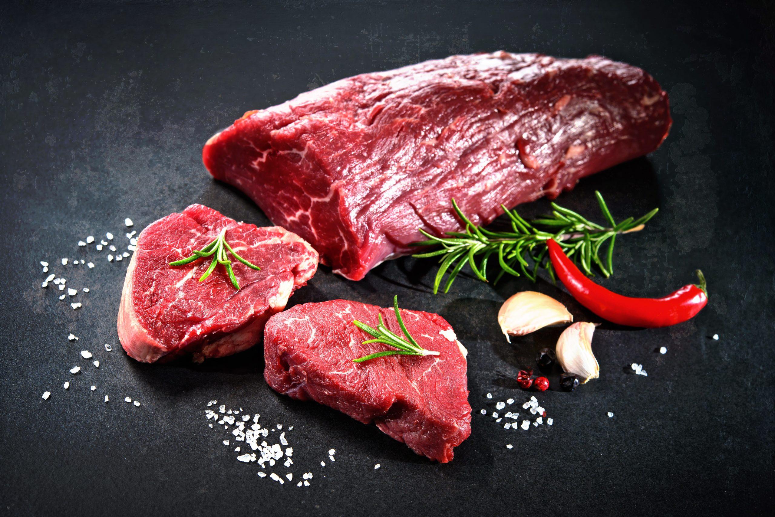BEEF FILLET WHOLE – 1kg