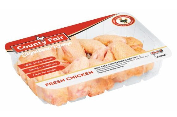 COUNTY FAIR WINGS – 550g-600g
